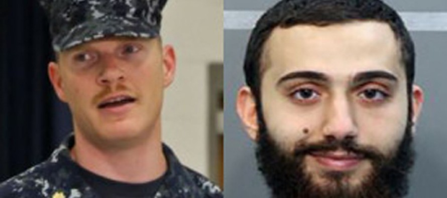 What's allegedly happening to this heroic Navy officer from the Chattanooga shooting will make your blood BOIL