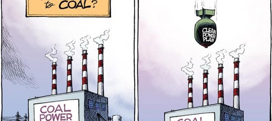 Regulatory Power (Cartoon)