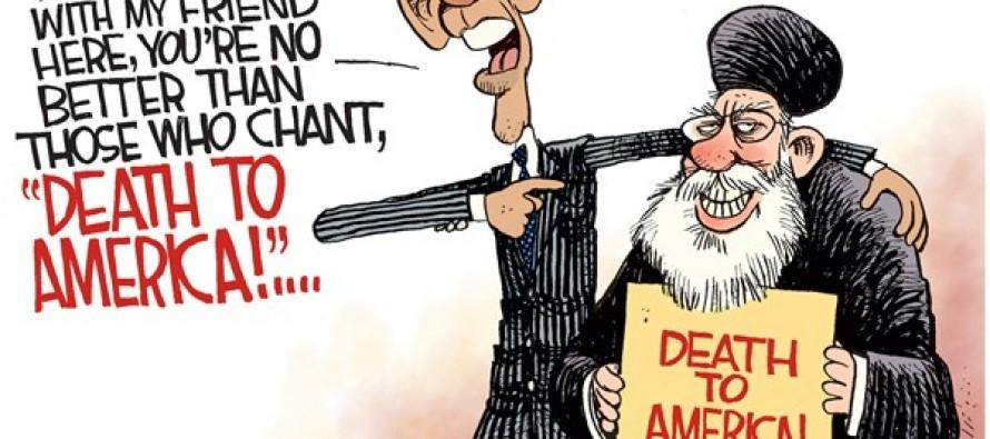 America Haters (Cartoon)