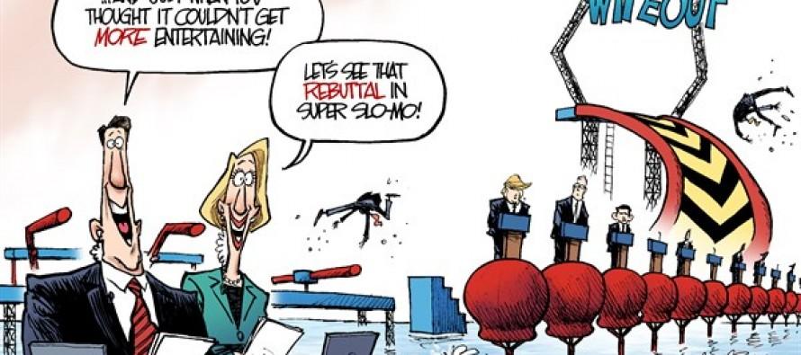 GOP Entertainment (Cartoon)