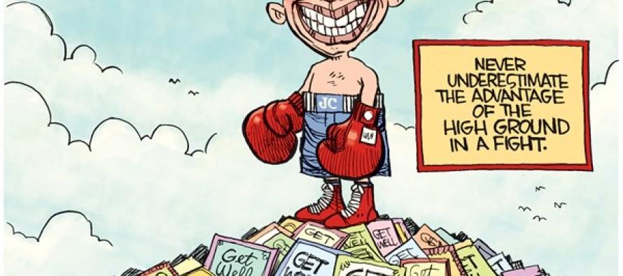 Get Well Jimmy (Cartoon)
