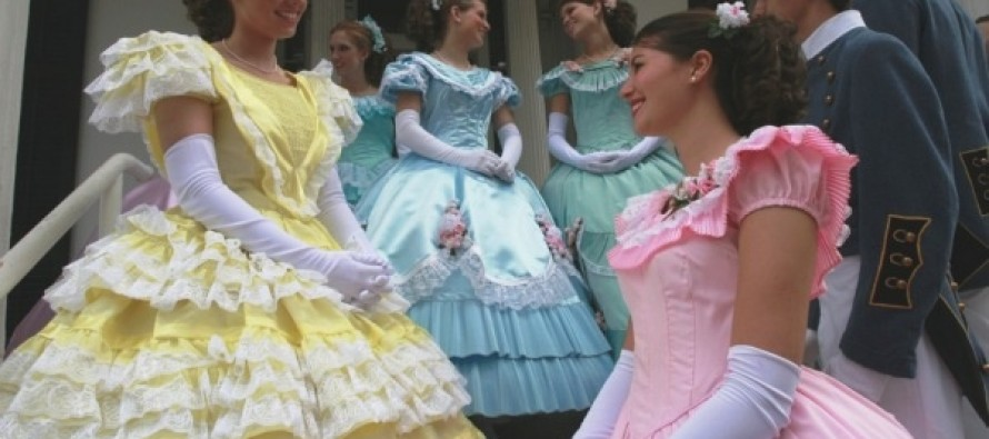 Liberals Say We Need to Ban the Hoop Skirt Because it's Racist