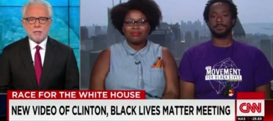 'Black Lives Matter' Organizers: 'All Lives Matter' Is a Violent Statement [Video]