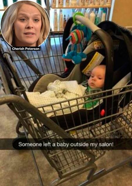 Baby Left in Cart