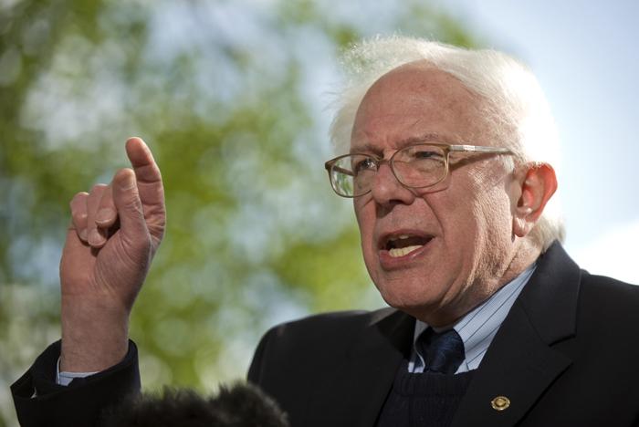 Bernie Sanders Again