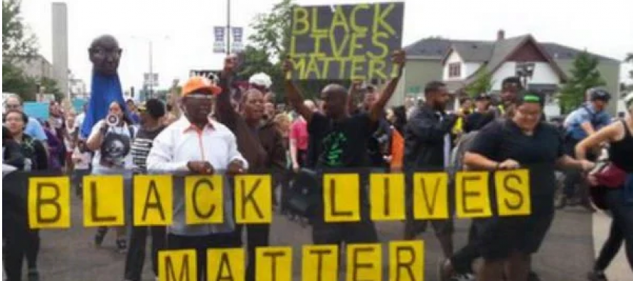Death to Cops Chant by #BlackLivesMatter After Goforth was Assassinated [VIDEO]