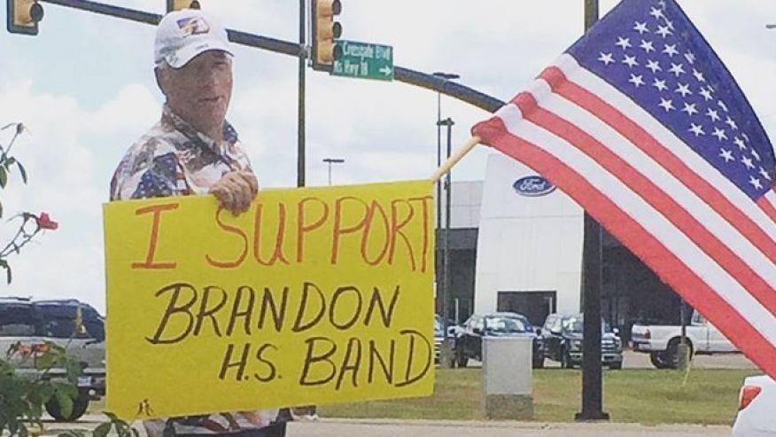Brandon High School Band