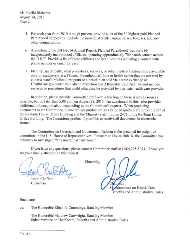 Congress PP Letter2
