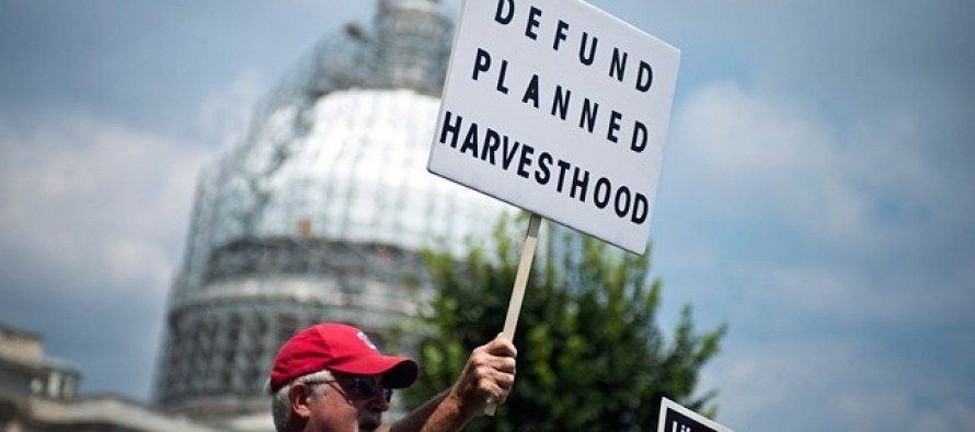 Utah Becomes 5th State to De-Fund Planned Parenthood for Selling Aborted Babies