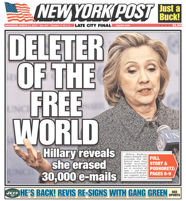 Deleter of the Free World