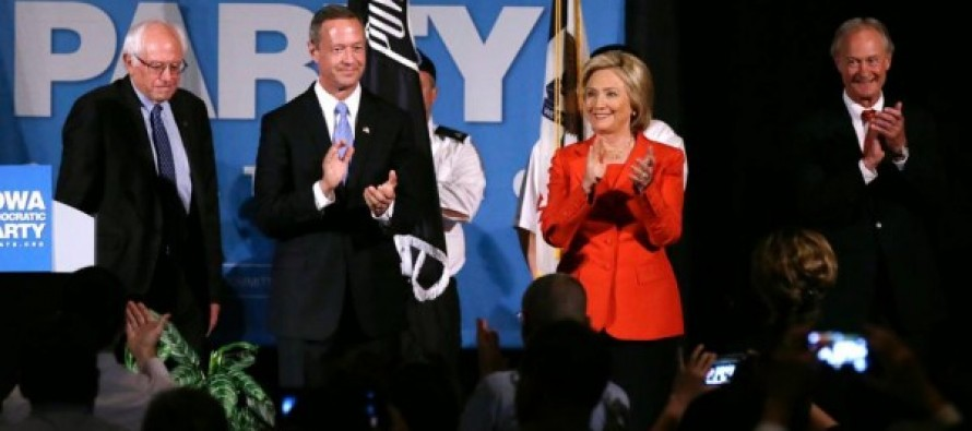 Sanders, O'Malley Cry Foul Over Debate Schedule – The Fix Is In For Clinton [Video]