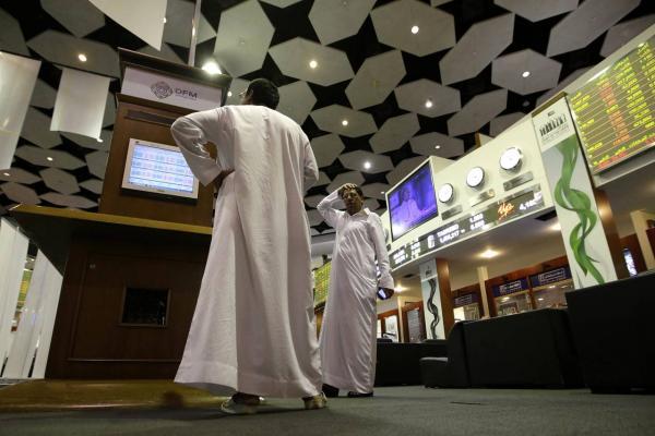 Dubai Stock Crash