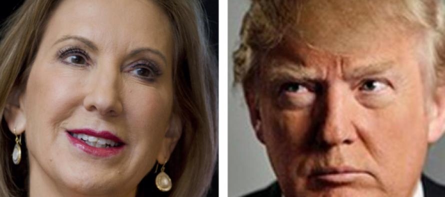 Carly Fiorina Has Megyn Kelly's Back in Throwdown with Trump [Video]