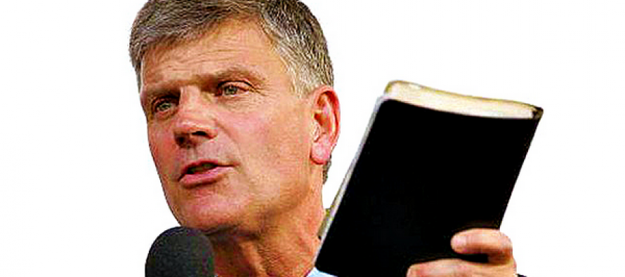 BOOM: Rev. Franklin Graham Just Told Harry Reid This Is What Will Happen When He Dies