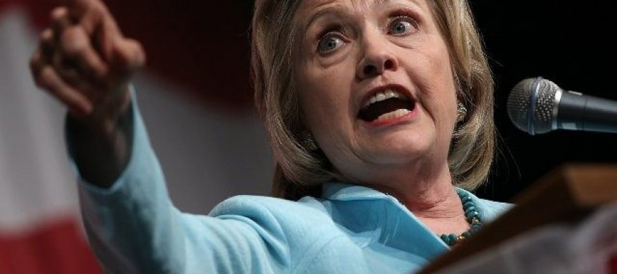 Hillary Clinton Campaigns On Gun Control and Calls for a National Gun Registry