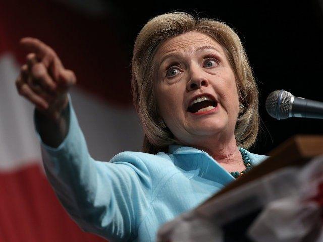 Hillary Clinton Guns