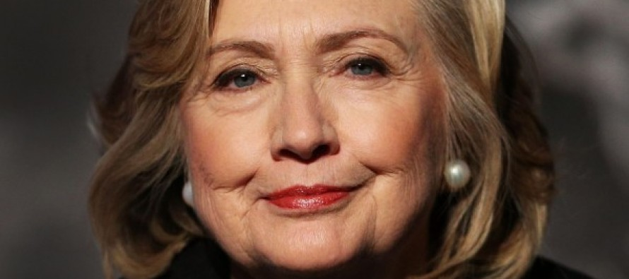 Look what word first comes to mind when voters hear the name Hillary Clinton