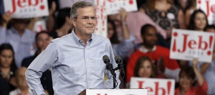 Telemundo interviews Jeb Bush on a wide range of carefully selected topics