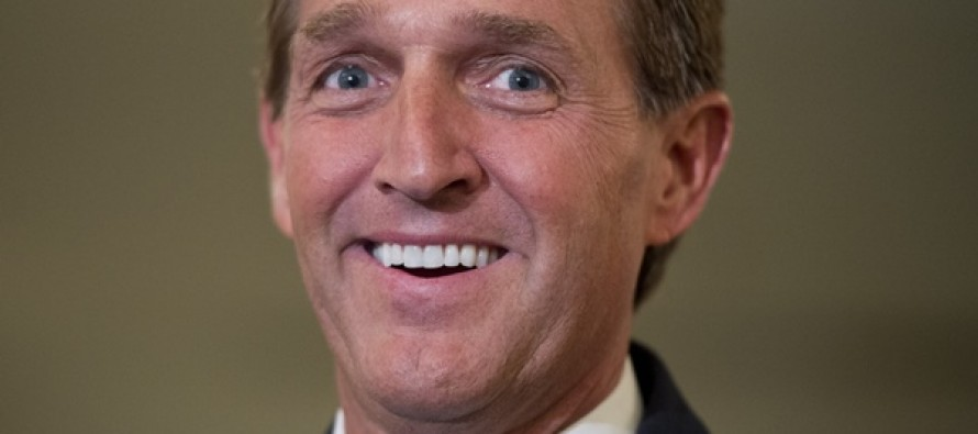 Sole GOP Senator, Jeff Flake, Weighing Support For Iran Deal Will Vote No