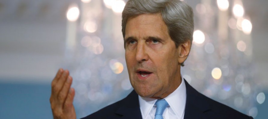 Kerry peddles Iran deal to House: You can't pass a treaty anymore. [Video]