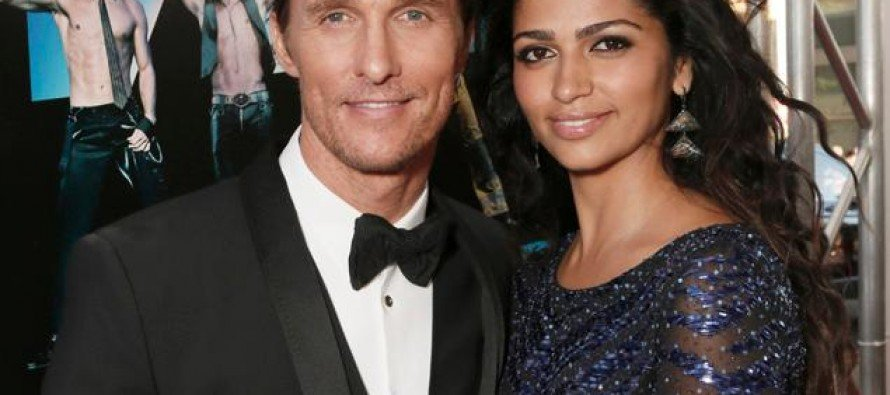 Matthew McConaughey's wife becomes a citizen the legal way and Americans cheer