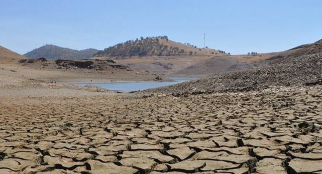 Man Made Drought