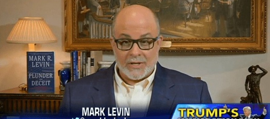 Levin to Hannity: Trump gets it RIGHT concerning anchor babies & here's WHY [Video]