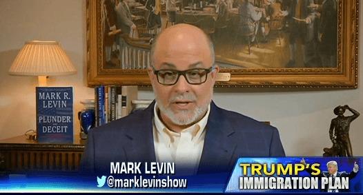Mark Levin on Anchor Babies
