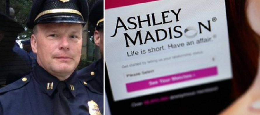 Officer Kills Himself When Falsely Linked To Ashley Madison By Cop Block [Video]