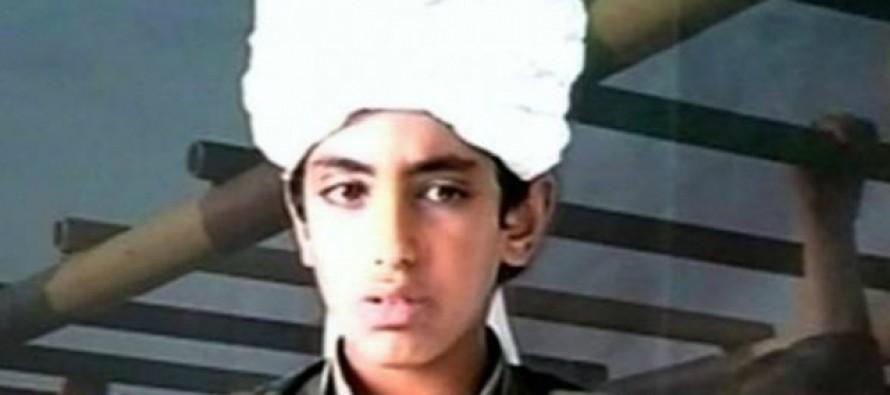Bin Laden's Son, Hamza, Calls for Lone Wolf Attacks on DC, Paris, London, Tel Aviv