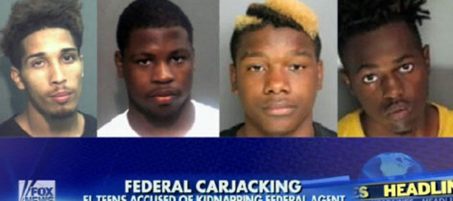 4 Teens Kidnap Man In His Own Car… Then Voice From Sky Sends Them Running
