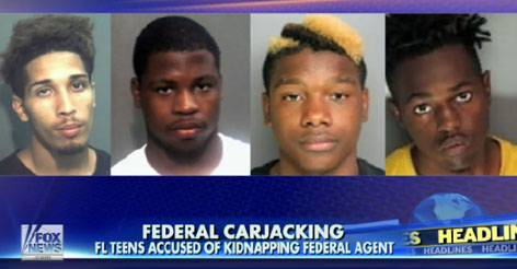 4 Thugs Kidnap Man In His Own Car… Then Voice From Sky Sends Them Running