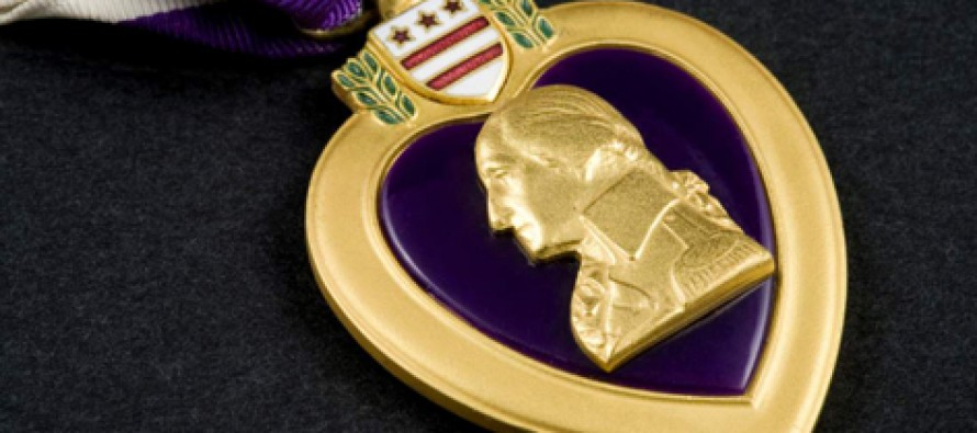 Lost Purple Heart Returned to World War II Veteran's Family After Nearly 50 Years