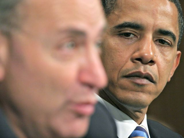 Schumer Obama