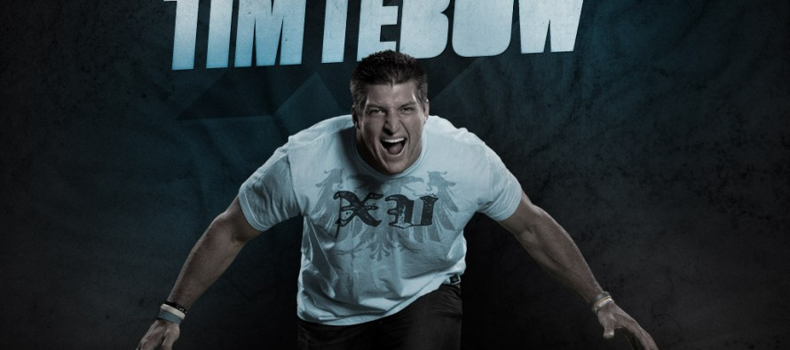Tim Tebow Steps Into Fight on Football Field and You'll Never Guess What Happened