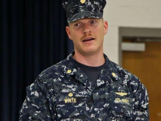 Lt. Cmdr. Timothy White
