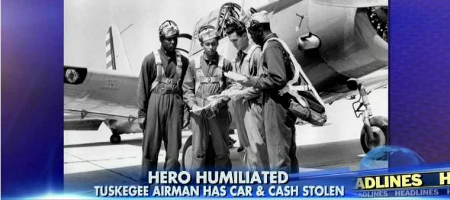 Tuskegee Airman has car & cash stolen while lost in St. Louis in two robberies [Video]
