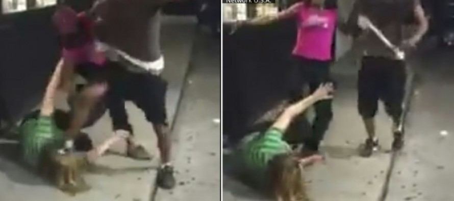 VIDEO: Young Girl Gets Assaulted for Being in the 'Wrong Hood'