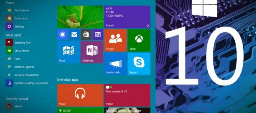 Windows 10 Spies On Emails, Images, Credit Cards, More