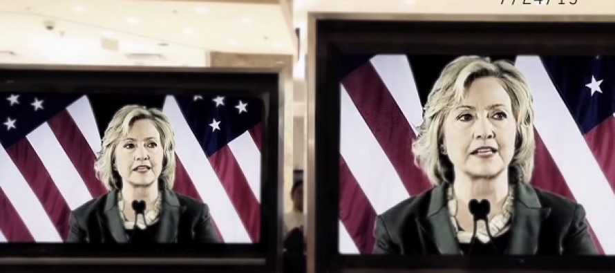 New DEVASTATING Ad Could Cost Hillary the Race