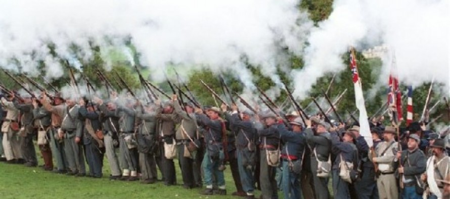 Liberals Now Forcing Cancellations of Civil War Reenactments