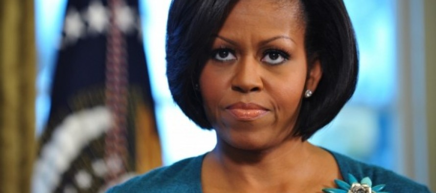A Marine's Letter To Michelle Obama… This Marine Tells Her Like It Is!