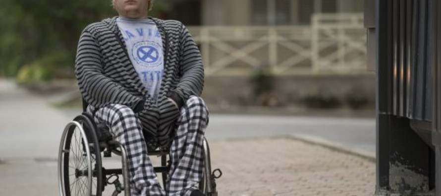 [VIDEO]: White, Disabled Man Is Denied Housing Because he's 'Not a Muslim'