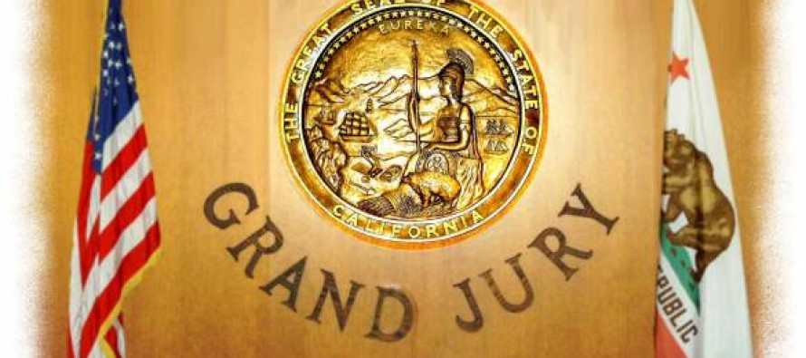 California Stacks the Deck Against Police: Bans Grand Juries in Fatal Shootings by Police