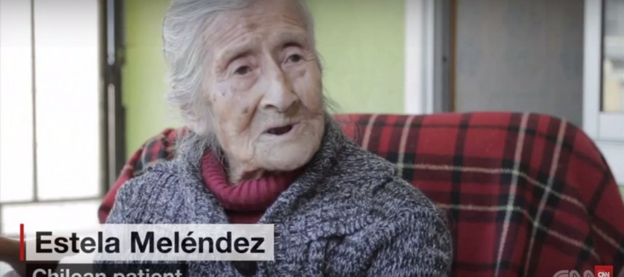 Doctors Thought This 91 Year Old Woman Had A Tumor, But It Was Much More Disturbing