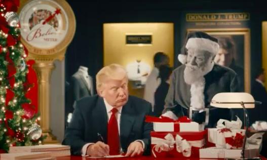 donald trump christmas