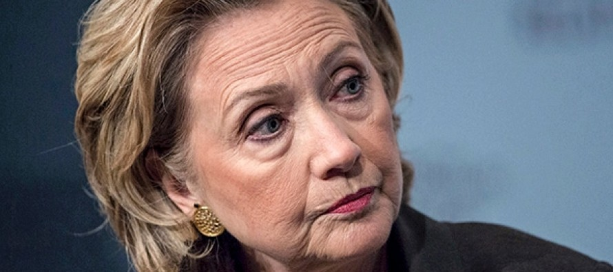 Damaged Goods: FBI Opens Investigation of Hillary Clinton's Emails
