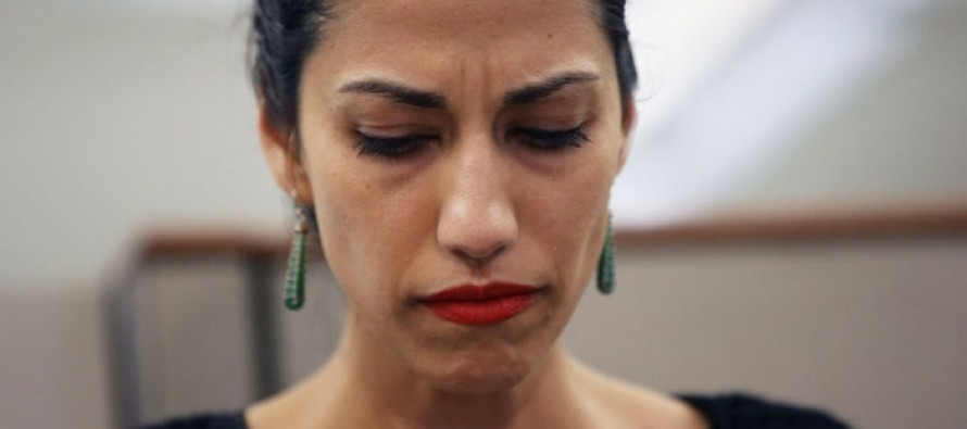 'Don't you know who I am?' How Hillary's 'arrogant' aide Huma Abedin abused the Secret Service