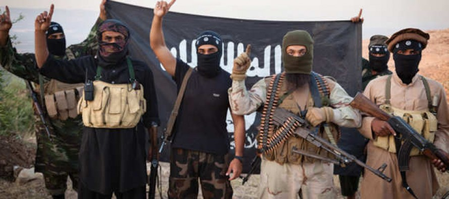 Jihadis in Syria Being Recruited for Suicide Missions to Blow Up Airliners Over Western Cities