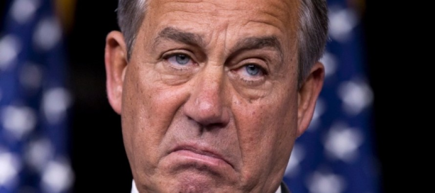 GOP Congressman Confirms John Boehner DOES NOT Have The Votes to Remain Speaker